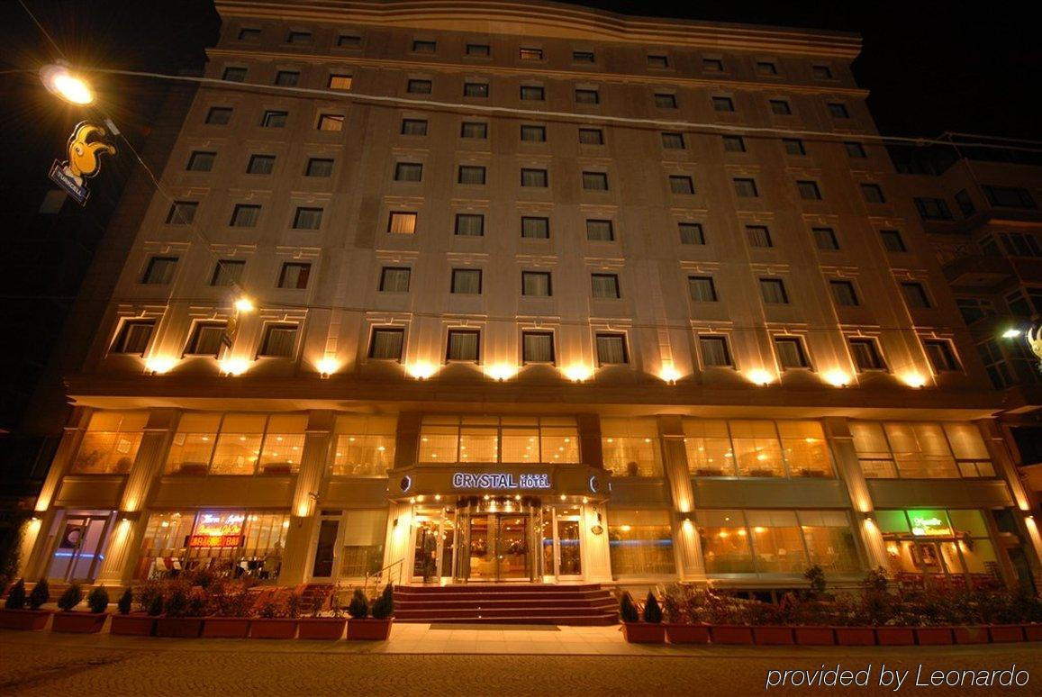 Hotel crystal istanbul for Istanbul taksim hotels